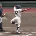 【必見価値あり】話題の高校野球滑川総合の代打パフォーマンス!