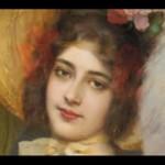 【心がふんわりする】西洋絵画史500年の女性をつなぎあわせたらこうなった!