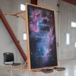 【黒板アート】毎週月曜日に黒板に残される作者不詳作品が天才的と話題!
