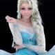 【超美人】世界一美しいエルサのコスプレ女子見つけた!!!と思ったら?!